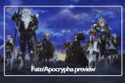 Fate Apocrypha preview. Anime serie op Netflix