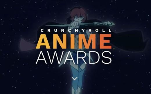 Anime Awards 2017 winnaars
