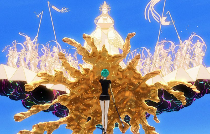 Land of the Lustruous anime review