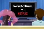 Sword Art Online op Netflix en andere nieuwe anime