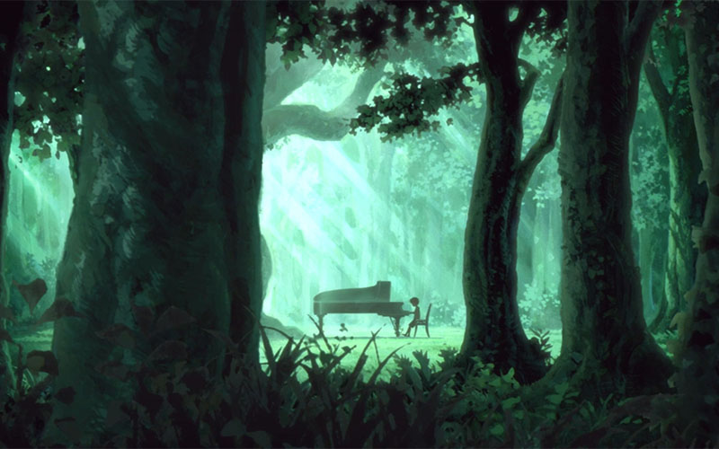 Piano of Forest Netflix anime review