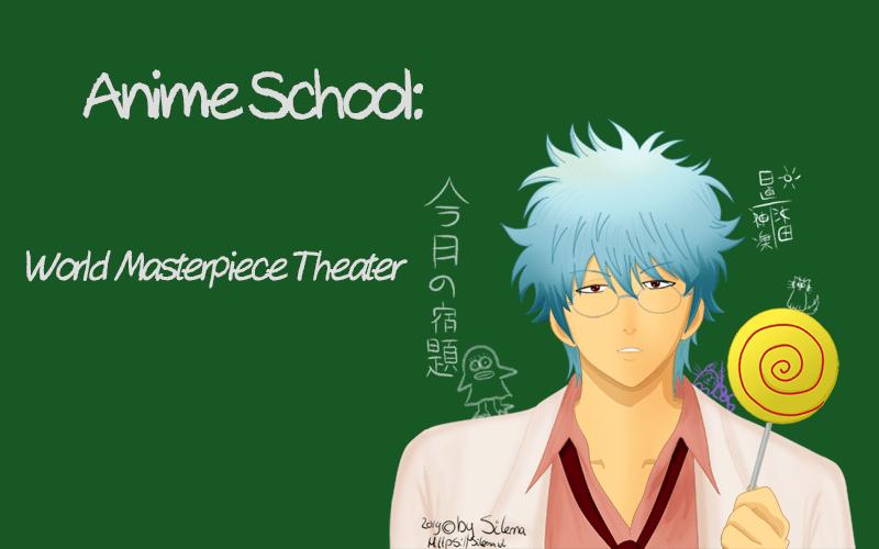 World Masterpiece Theater belangrijke anime series uit de jaren 80 en 90