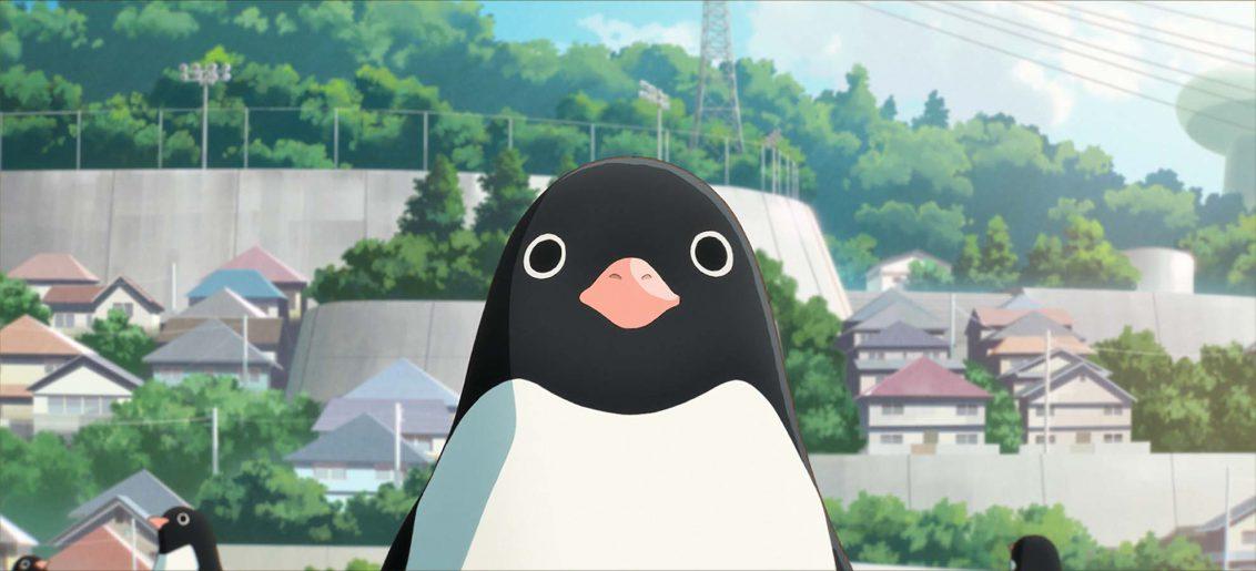 Penguin Highway bij Camera Japan