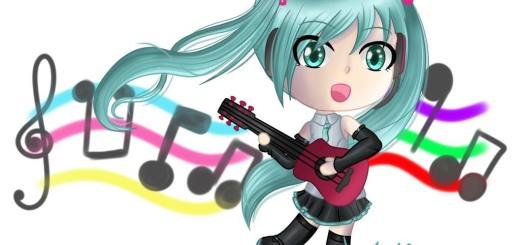 Wie is Hatsune Miku?