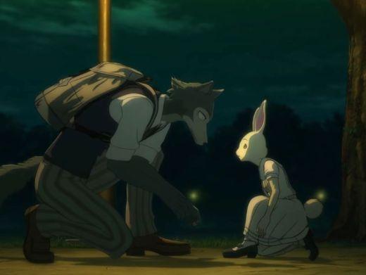 Beastars anime recensie