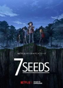 7 seeds anime serie op Netflix