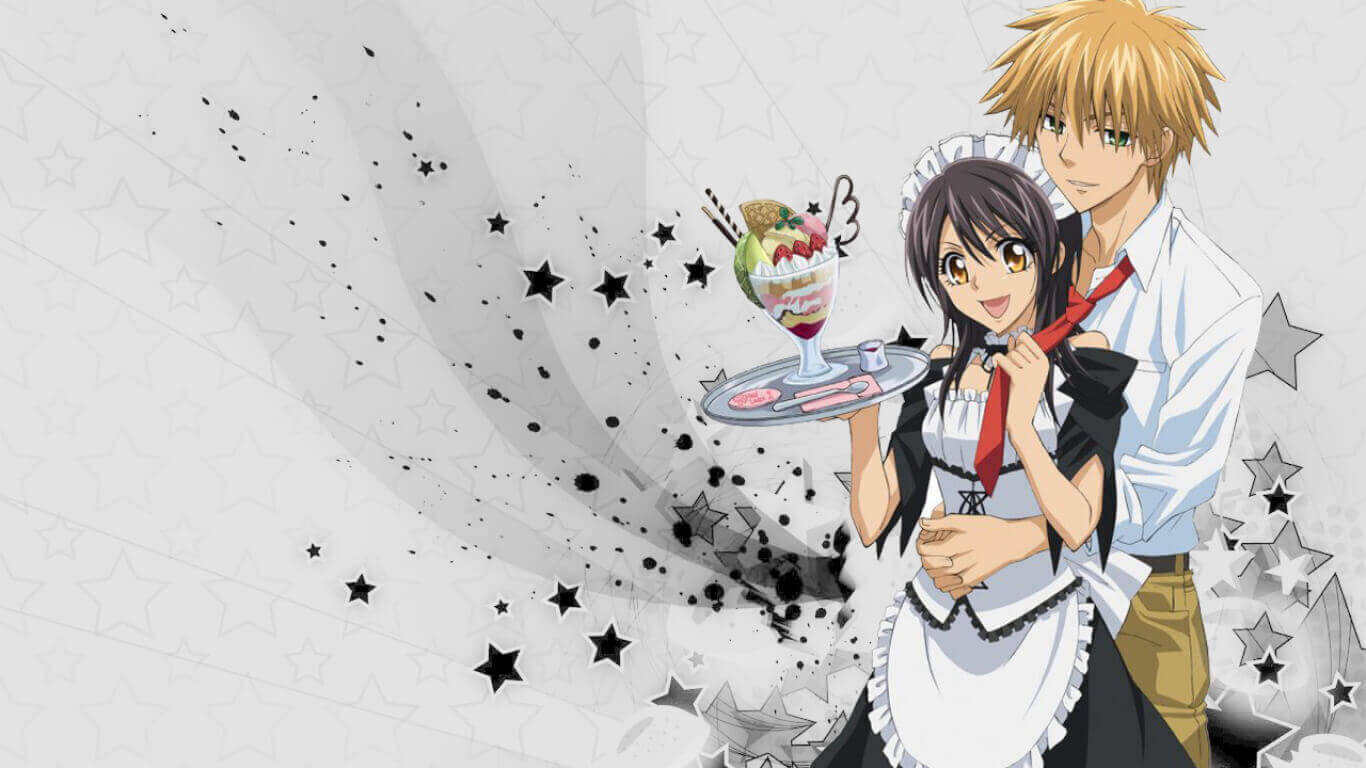 Kaichou wa Maid-sama! BD Subtitle Indonesia Batch (Episode 01-26 + OVA)
