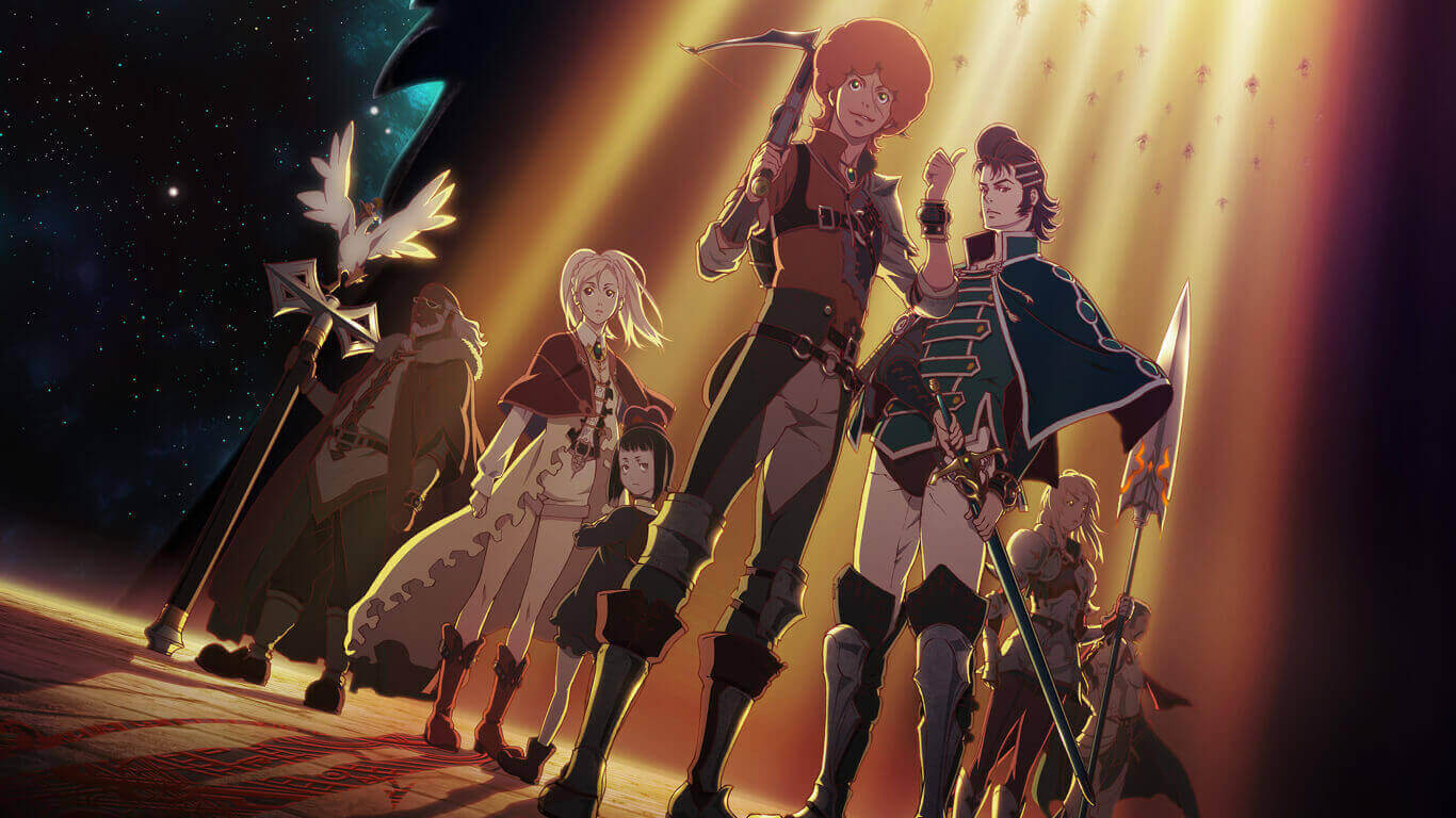 Shingeki no Bahamut: Genesis BD Subtitle Indonesia Batch