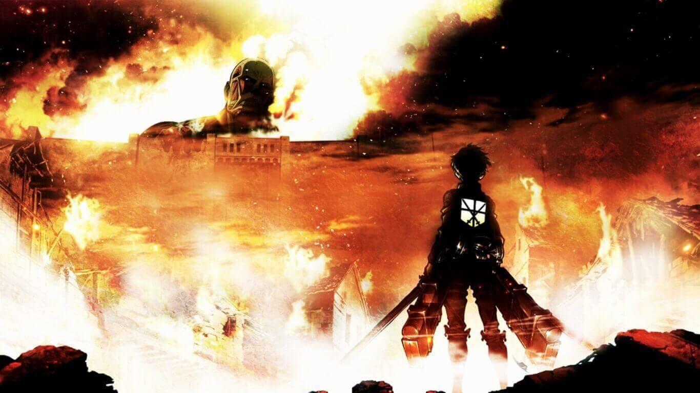 Shingeki no Kyojin BD (Episode 01 — 25) Sub Indo + OVA