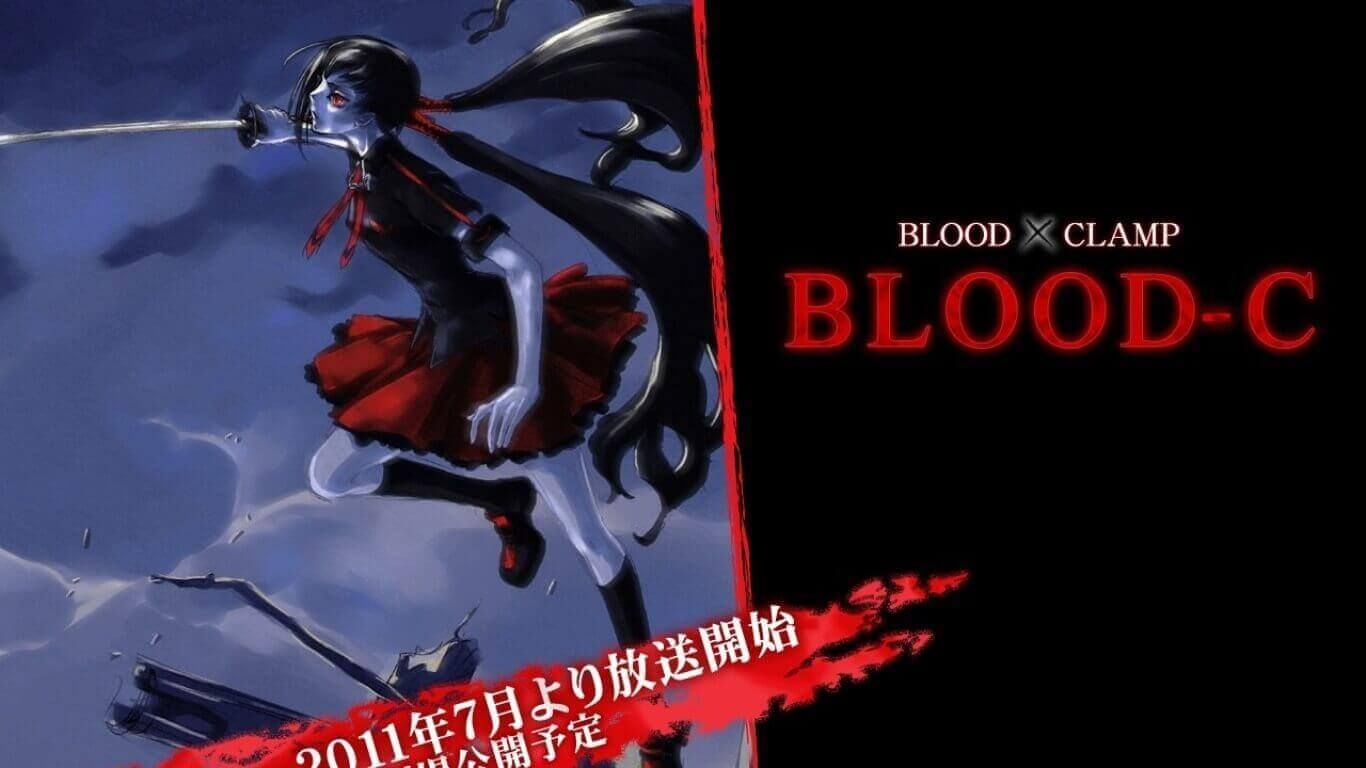Blood C BD Subtitle Indonesia Batch (Episode 01-12)
