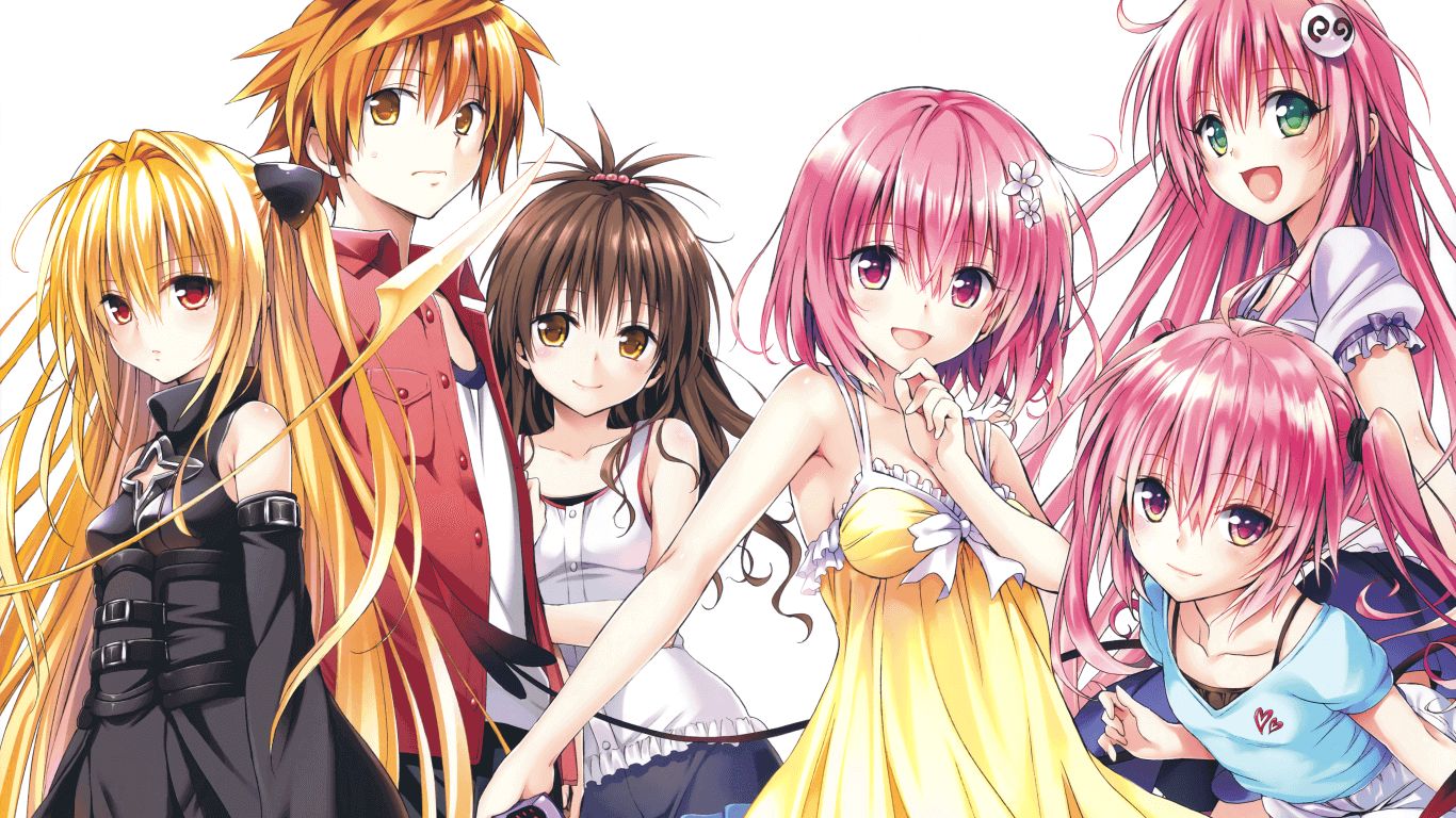 To LOVE-Ru (S3) BD Subtitle Indonesia Batch