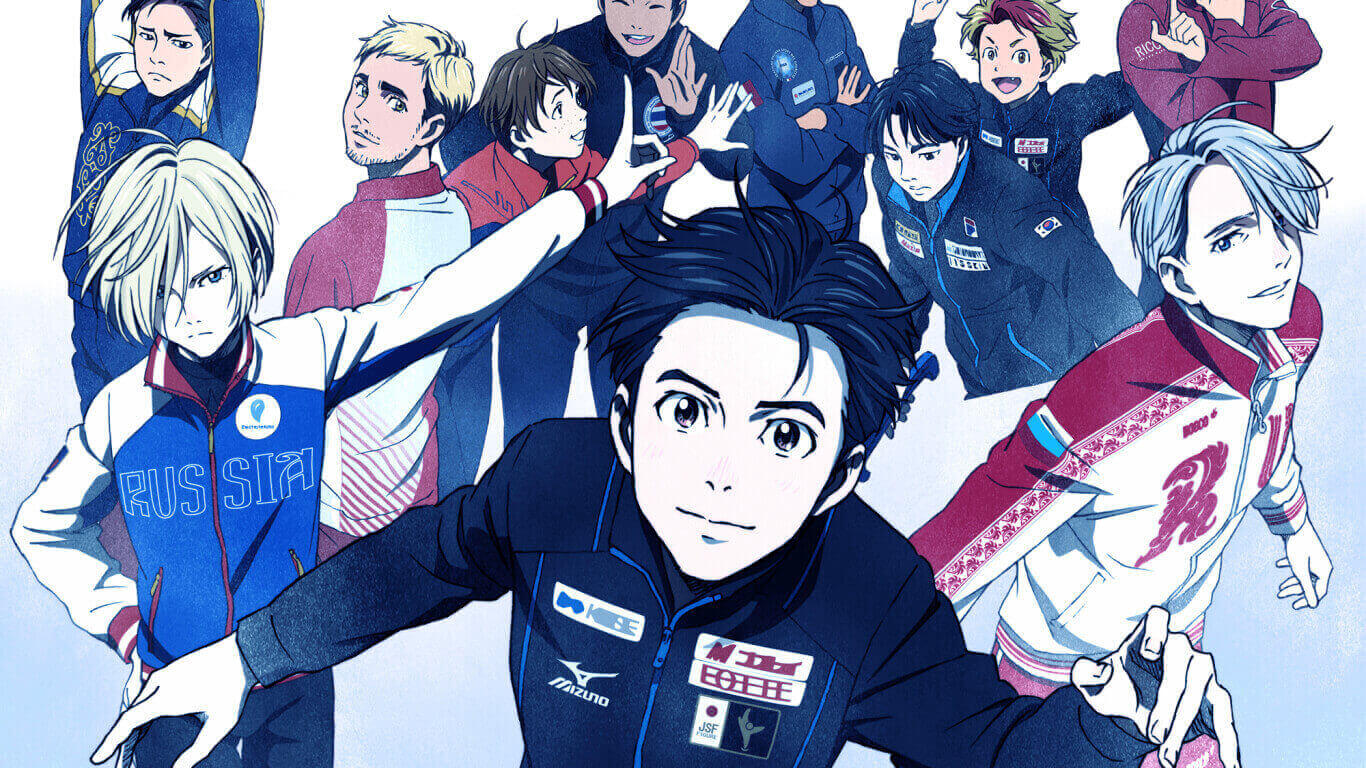 Yuri!!! on Ice BD Batch (Episode 01-12) Subtitle Indonesia