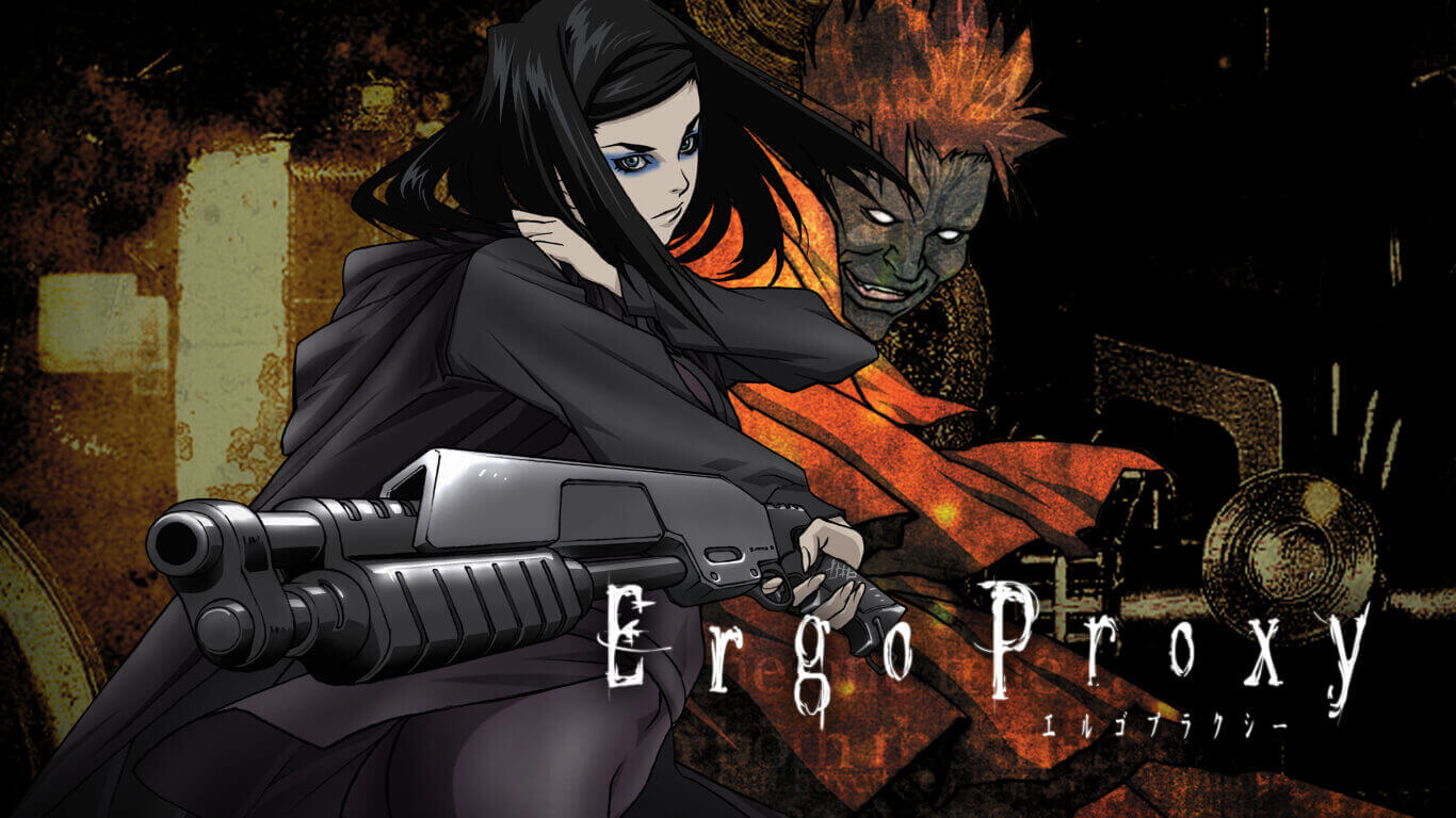 Ergo Proxy BD Subtitle Indonesia Batch (Episode 01-23)