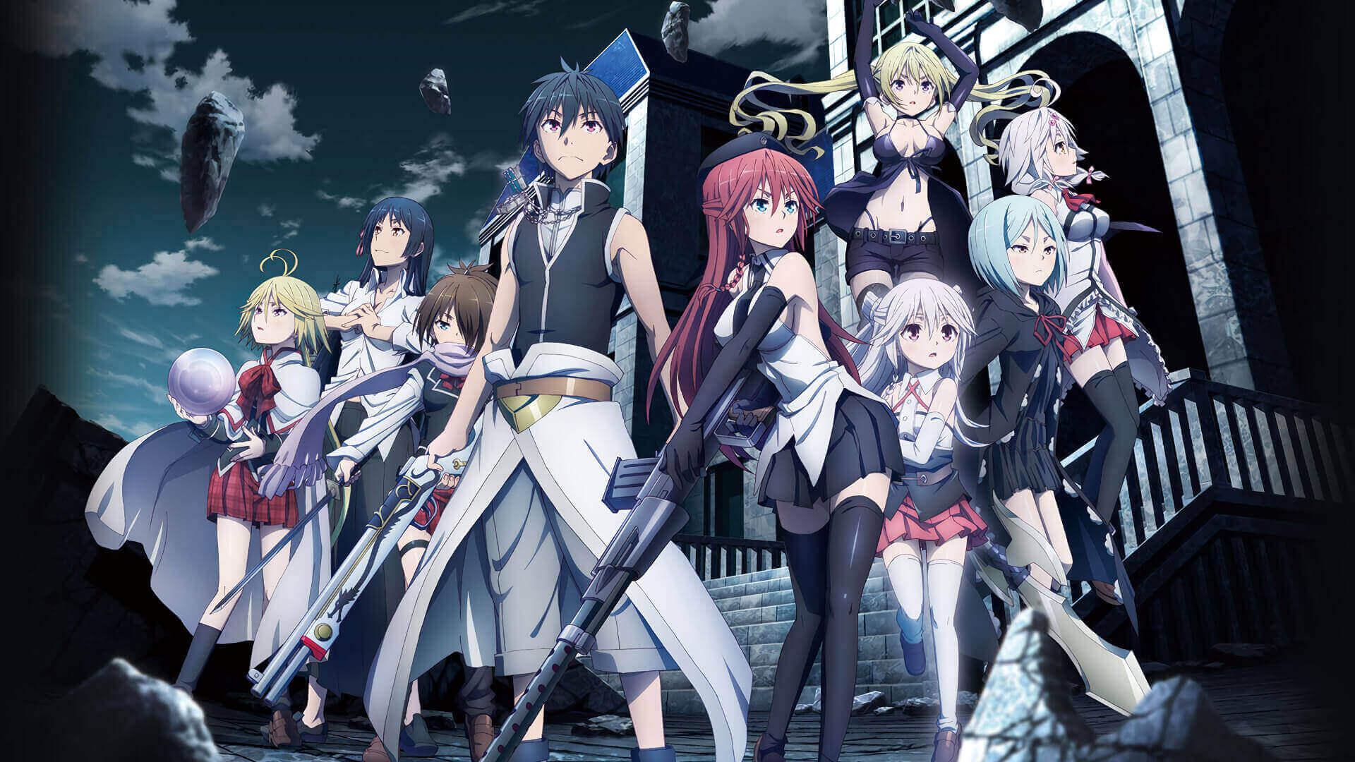 Trinity Seven BD Subtitle Indonesia + OVA