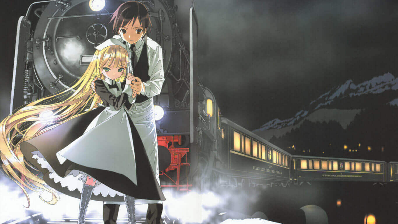 Gosick BD Subtitle Indonesia Batch