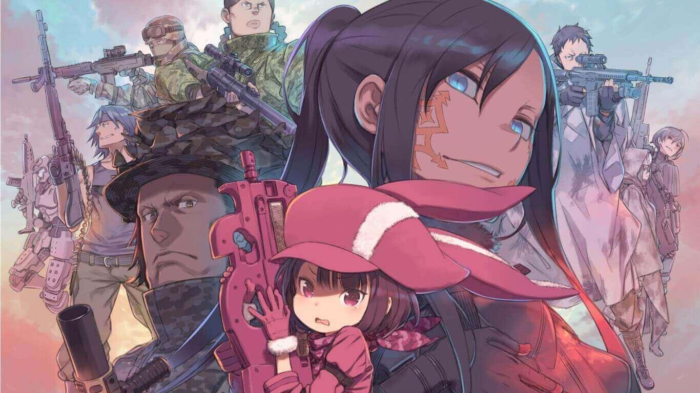 Sword Art Online Alternative: Gun Gale Online Subtitle Indonesia Batch