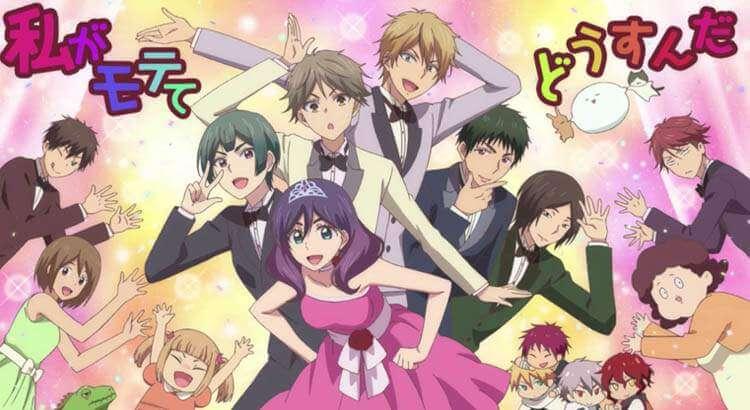 Watashi ga Motete Dousunda (Episode 01 – 12) Sub Indo