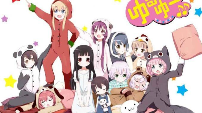 Yuru Yuri (S3) BD Batch (Episode 01-12) Subtitle Indonesia