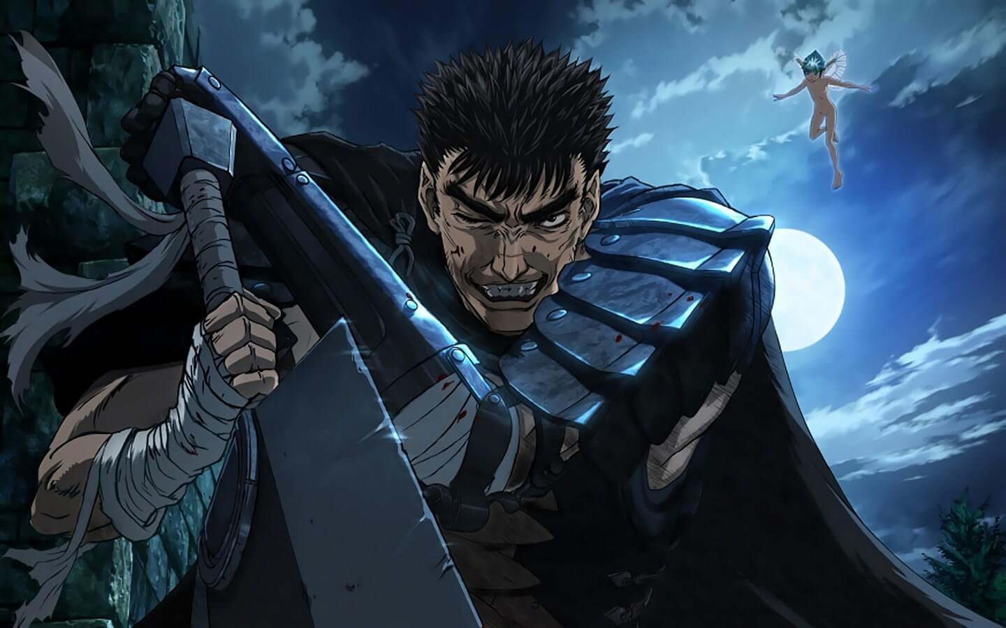 Berserk (2016) Subtitle Indonesia Batch