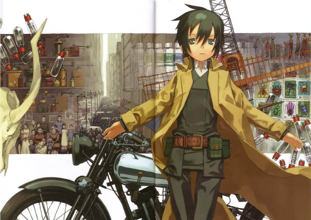 Kino no Tabi: The Beautiful World Subtitle Indonesia Batch
