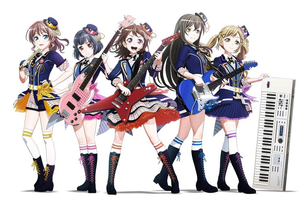 BanG Dream Season 2 Batch Subtitle Indonesia