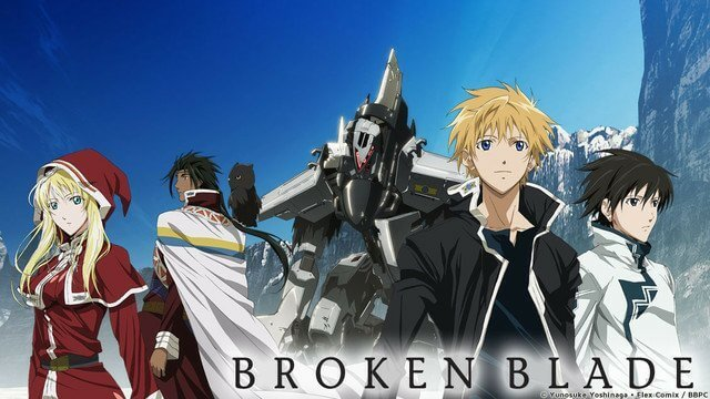 Break Blade BD Subtitle Indonesia