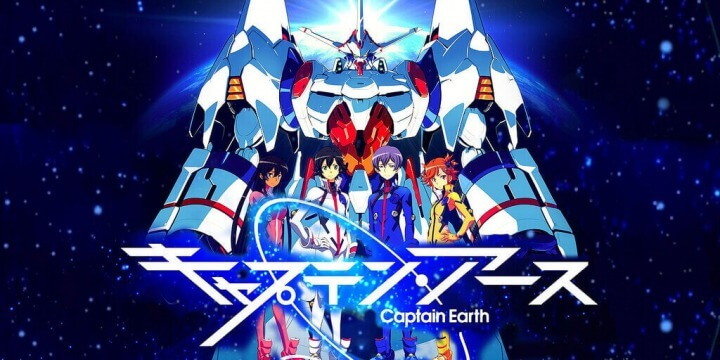Captain Earth Subtitle Indonesia Batch (Episode 01-25)