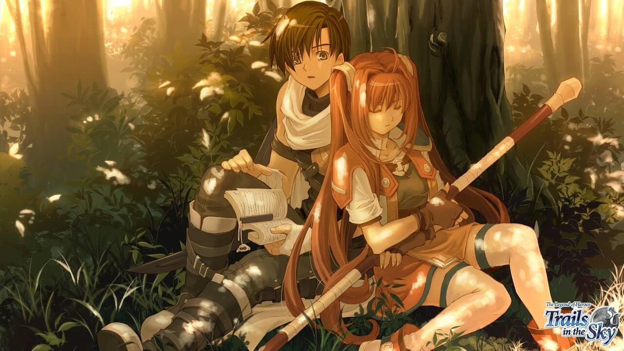 Eiyuu Densetsu: Sora no Kiseki The Animation BD Subtitle Indonesia