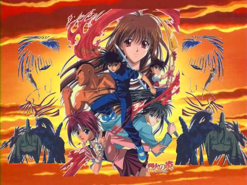Flame of Recca Subtitle Indonesia Batch