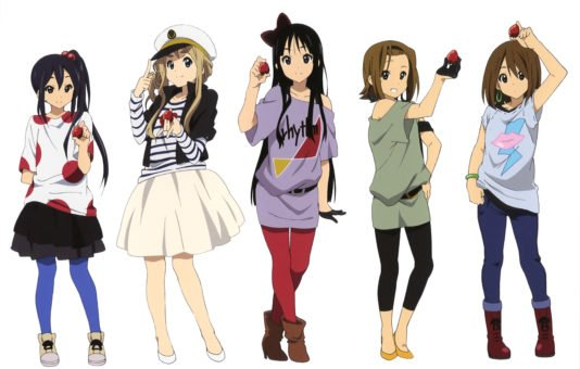 K-ON!! Season 2 BD Batch Subtitle Indonesia