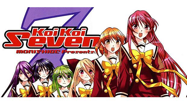 Koi Koi 7 Batch Subtitle Indonesia
