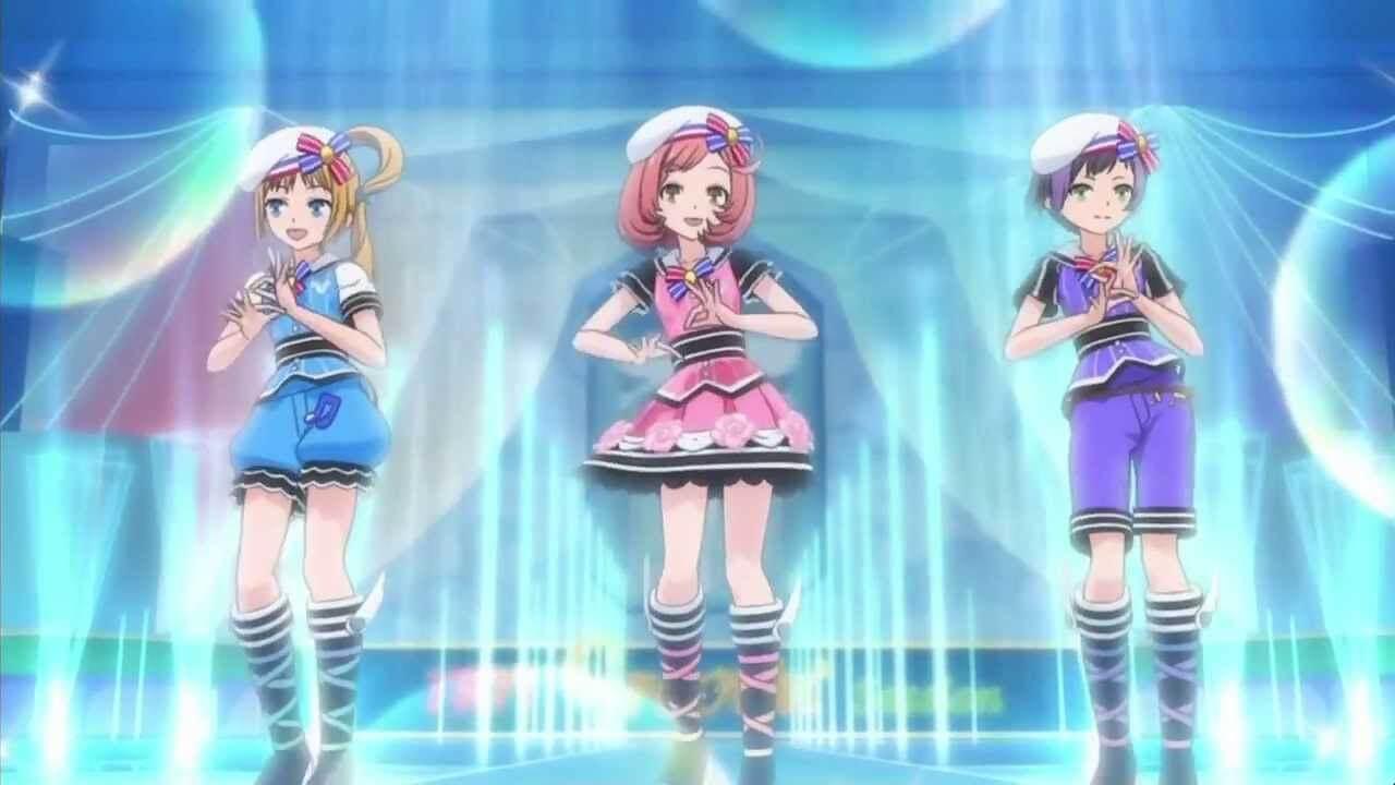 Pretty Rhythm: Rainbow Live BD Subtitle Indonesia