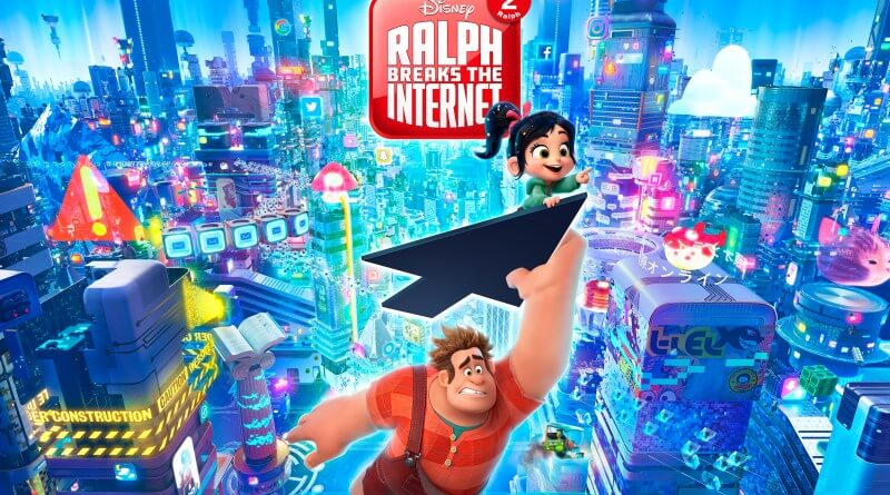Ralph Breaks the Internet (2018) Subtitle Indonesia