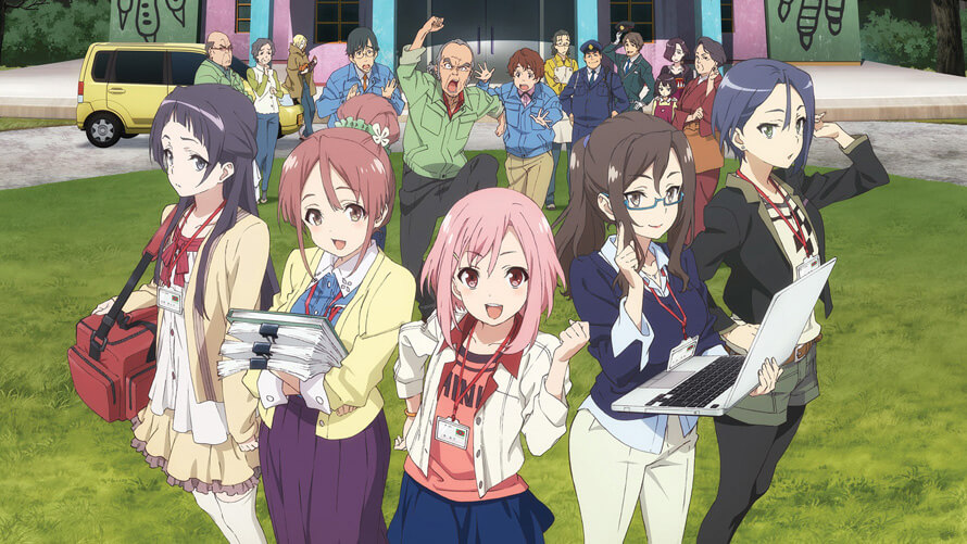 Sakura Quest BD Subtitle Indonesia