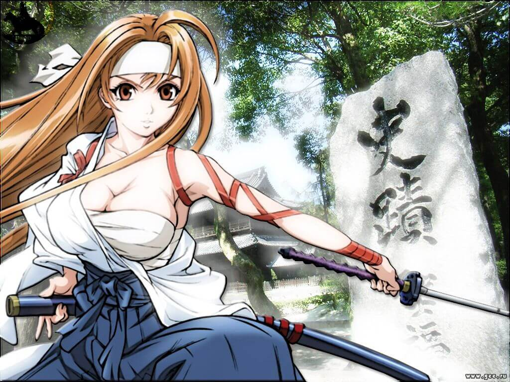 Tenjou Tenge Batch ( Episode 01-24 ) Subtitle Indonesia