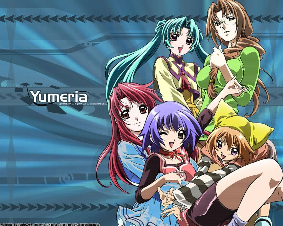Yumeria Batch (Episode 01-12) Subtitle Indonesia