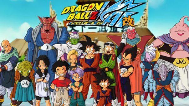 Dragon Ball Kai (2014) Batch Subtitle Indonesia