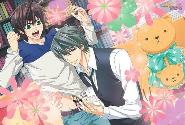 Junjou Romantica Batch Episode 1 – 12 Subtitle Indonesia