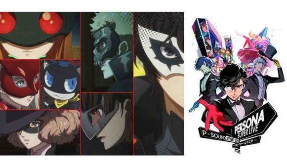 Persona 5 The Animation Specials BD Sub Indo