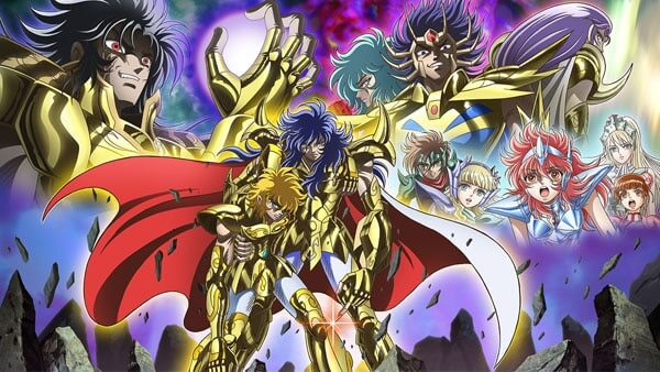 Saint Seiya: Saintia Shou Batch Subtitle Indonesia
