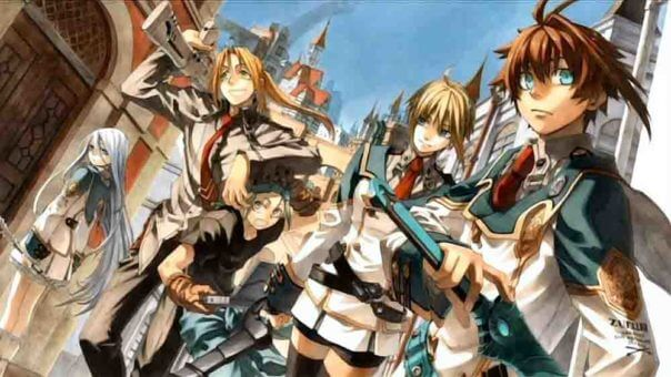 Chrome Shelled Regios Batch Subtitle Indonesia