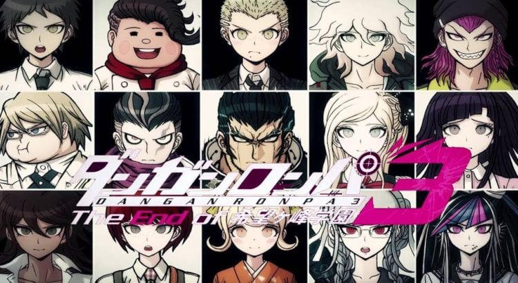 Danganronpa 3: Zetsubou-hen BD Batch Subtitle Indonesia