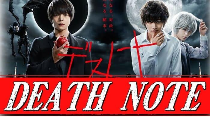 Death Note (2015) Batch Subtitle Indonesia