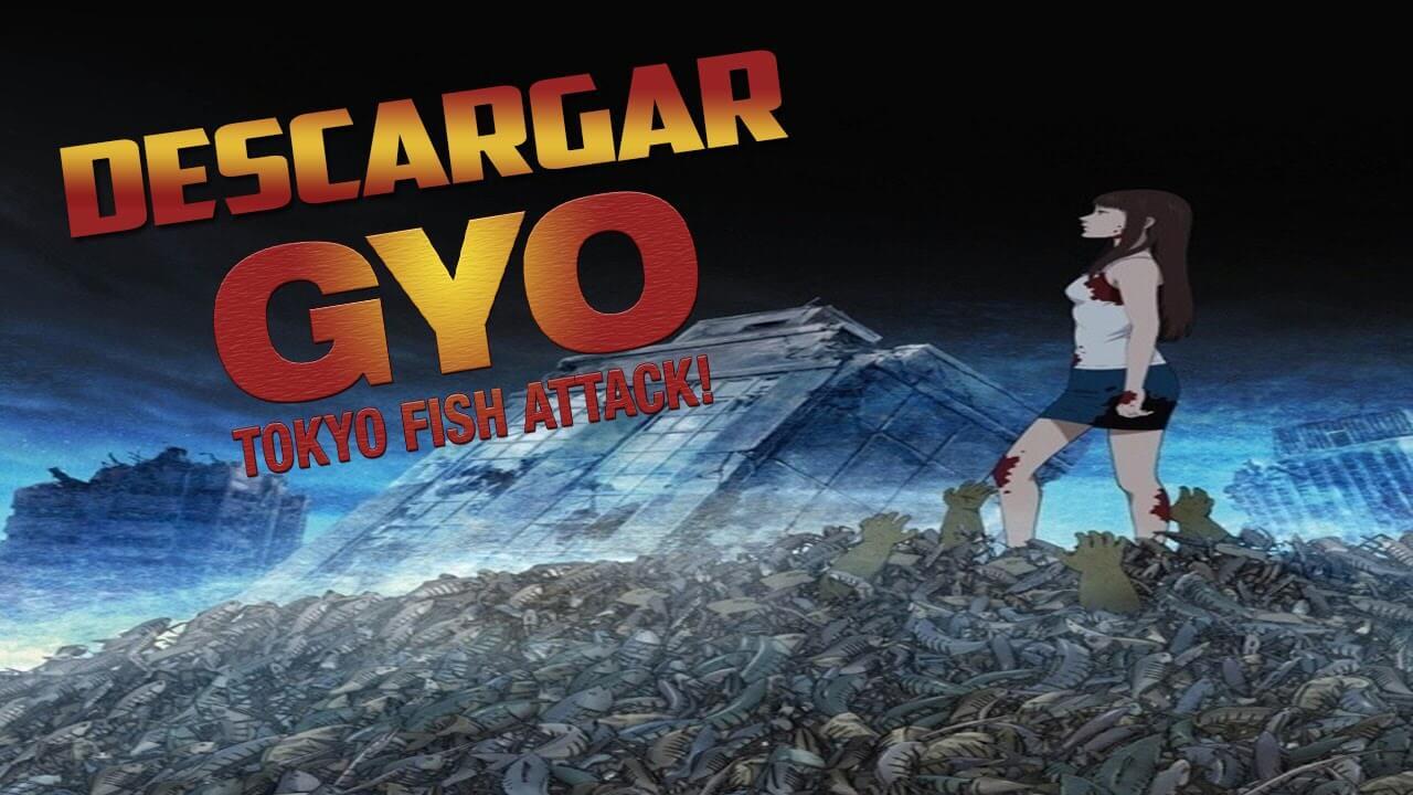 Gyo (2012) Subtitle Indonesia