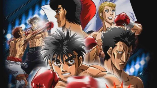 Hajime no Ippo: New Challenger Batch Subtitle Indonesia