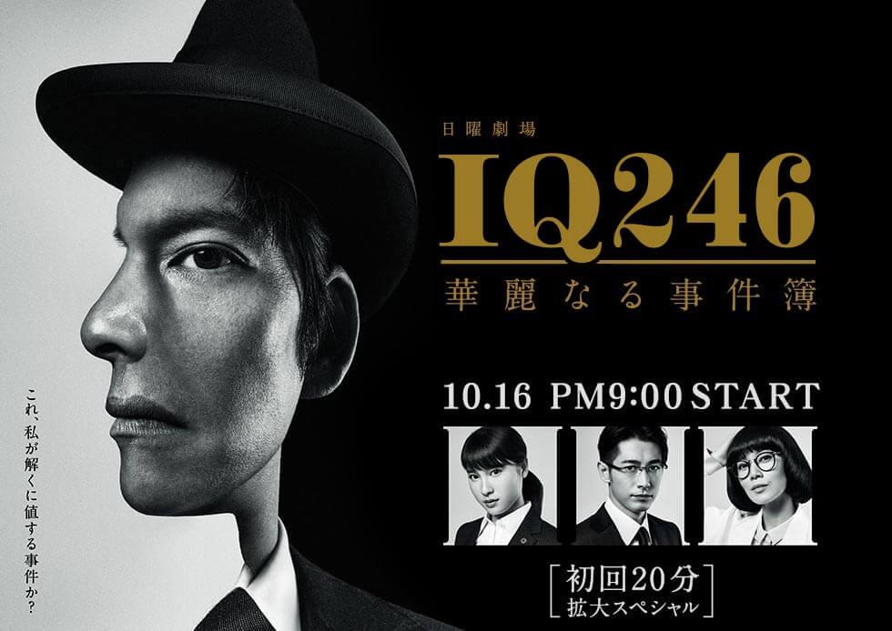 IQ246 – Kareinaru Jikenbo Batch Subtitle Indonesia