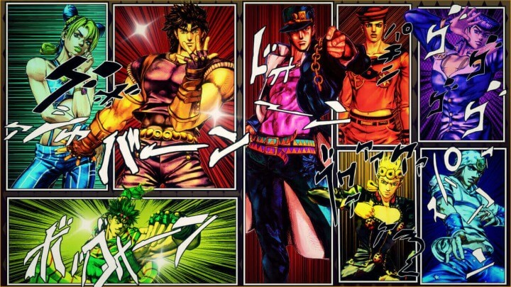 JoJo's Bizarre Adventure (S3) 2nd Subtitle Indonesia Batch (Episode 01-24)