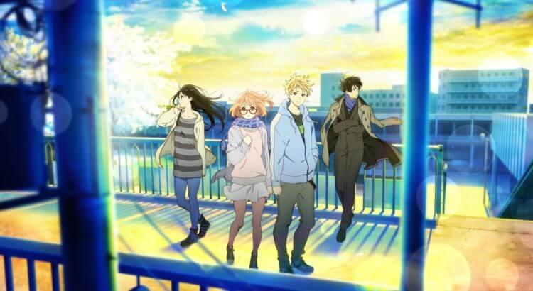 Kyoukai no Kanata Movie I'll be Here Mirai-hen BD Subtitle Indonesia