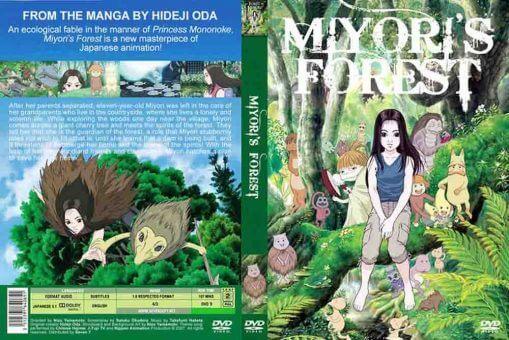 Miyori no Mori BD Subtitle Indonesia