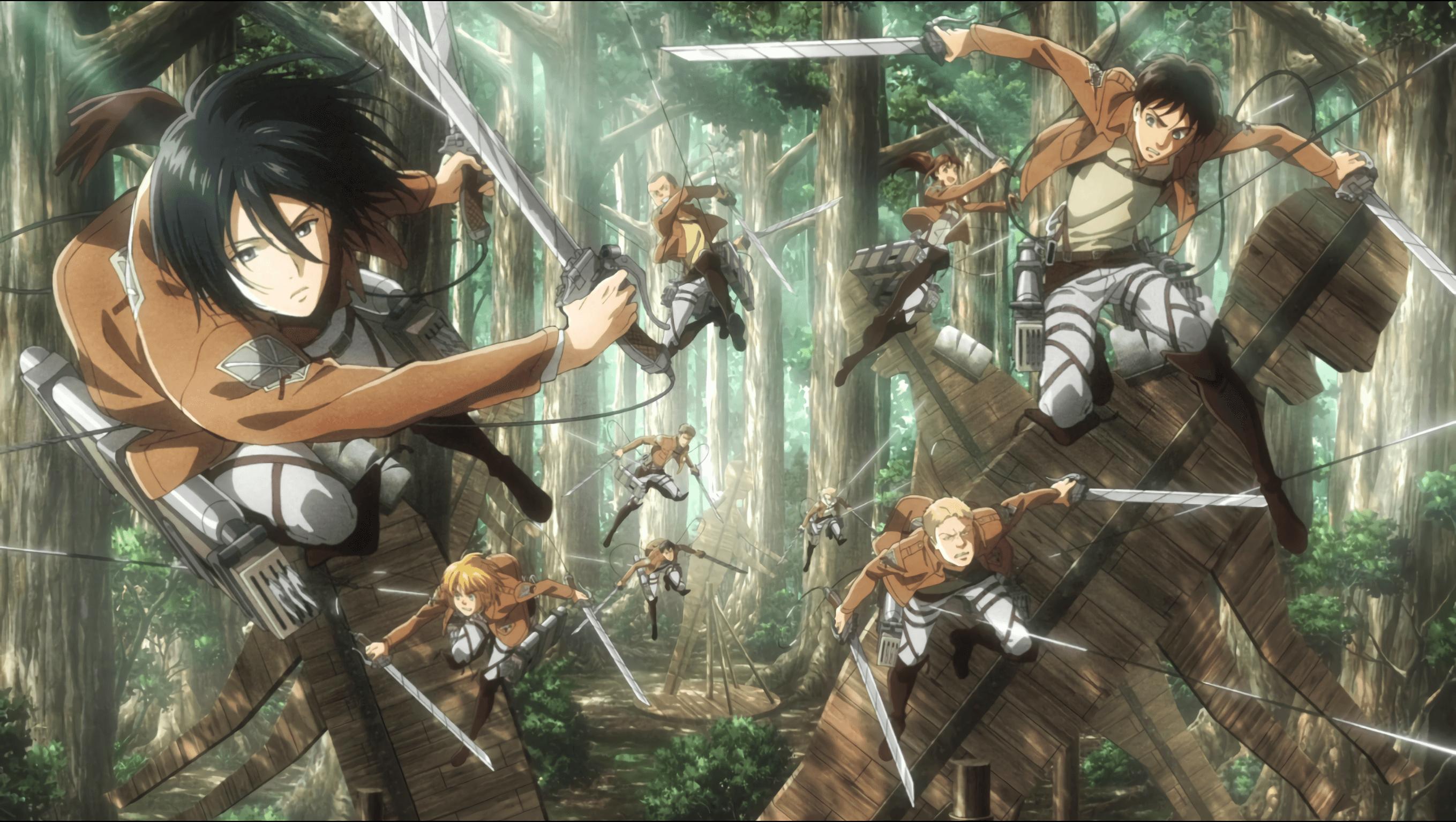 Shingeki no Kyojin Season 3 Part 2 BD Batch Sub Indo